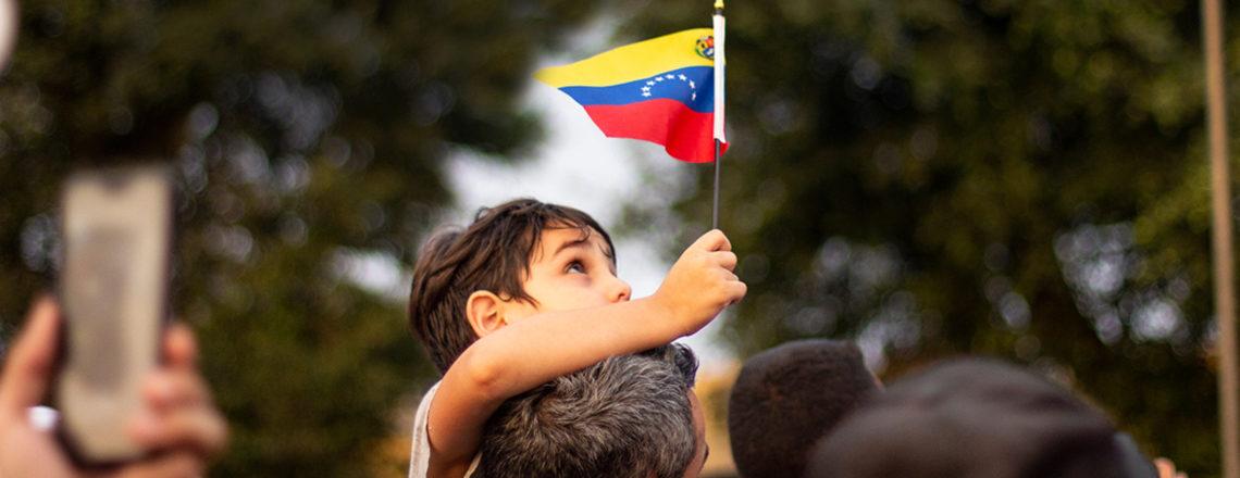 U.S.: 'Venezuela can be prosperous again'