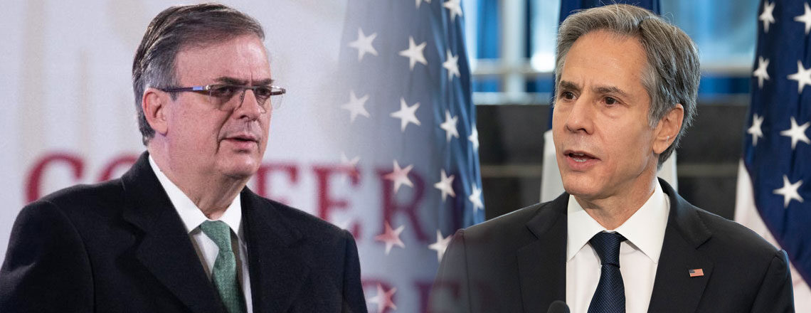 Secretary Blinken's Call with Mexican Foreign Secretary Ebrard