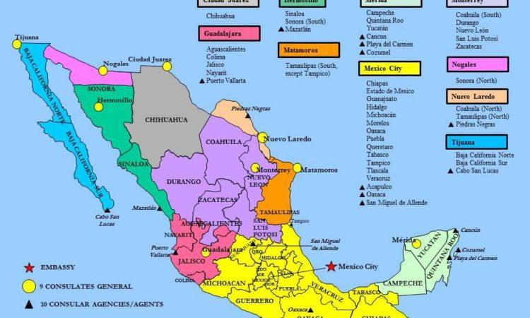 Covid 19 Information For U S Citizens In Mexico U S Embassy Consulates In Mexico
