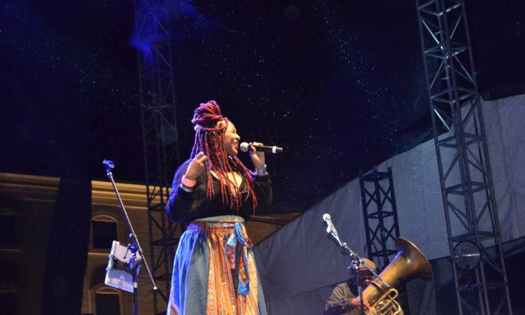 Maimouna Youssef in Chihuahua