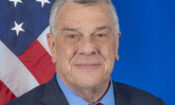 Official Photo of Ambassador Michael Kozak