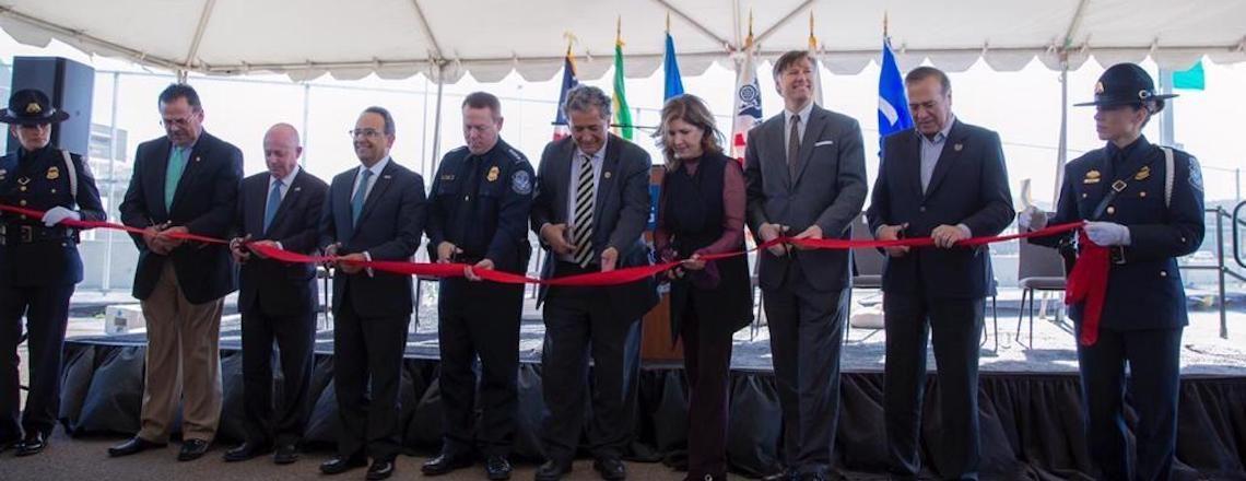 Remarks by Amb. Landau at the San Ysidro Port of Entry Ribbon Cutting