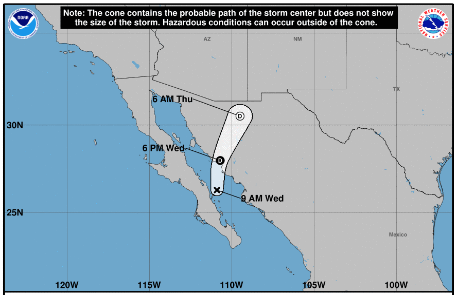 Weather Alert – U.S. Consulate General Hermosillo, Nogales ...