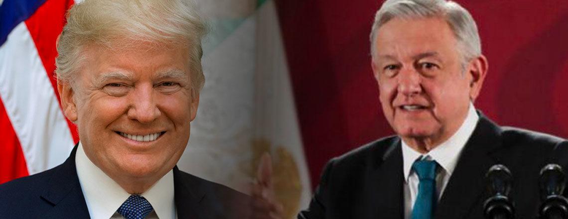 Resumen oficial de la llamada entre el Presidente Trump y el Presidente López Obrador