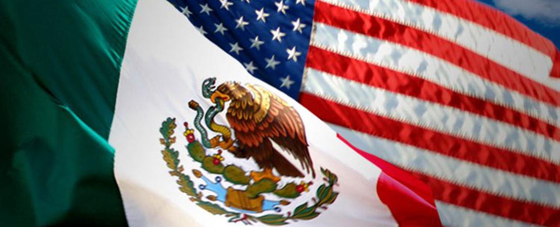 Resultado de imagen para mexico y estados unidos