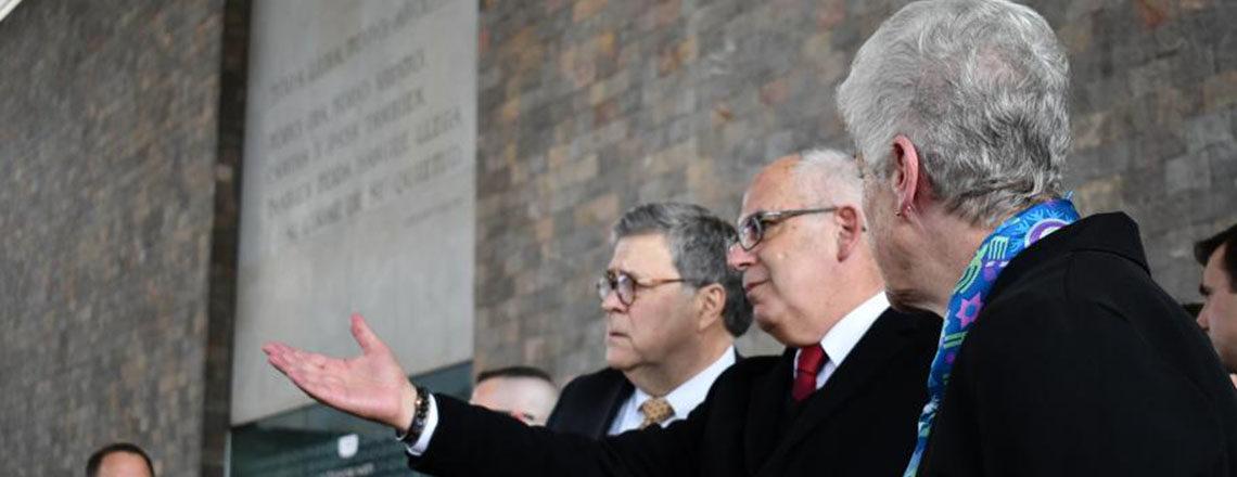 Resumen de la visita del Procurador General William P. Barr a México