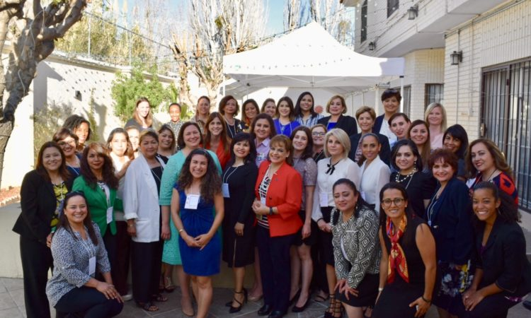 Women entrepreneurs from Juarez and Chihuahua
