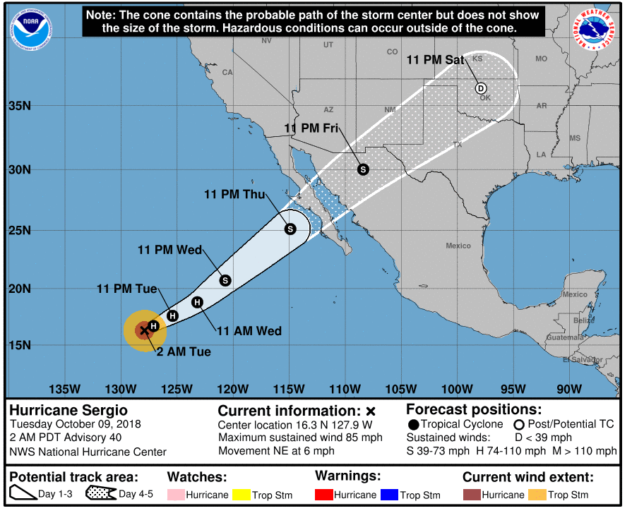 Weather Alert - U.S. Consulate General Tijuana, Mexico ...