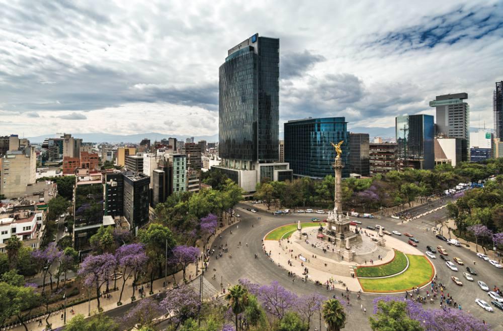 Embajadas en mexico city