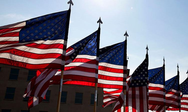 U.S. Flags