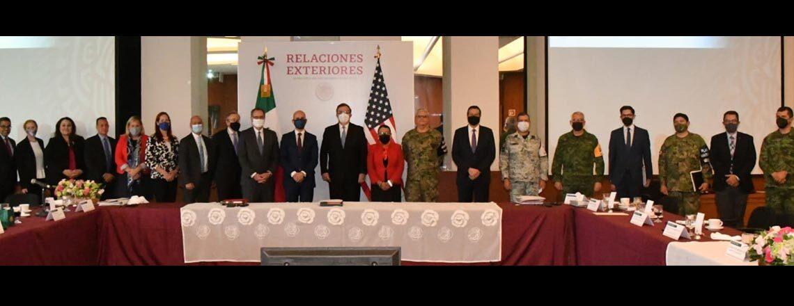 Reunión Bilateral México-Estados Unidos sobre Seguridad
