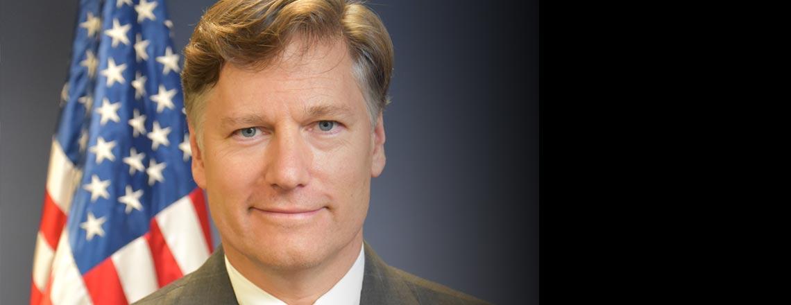 U.S. Ambassador to Mexico – Christopher Landau