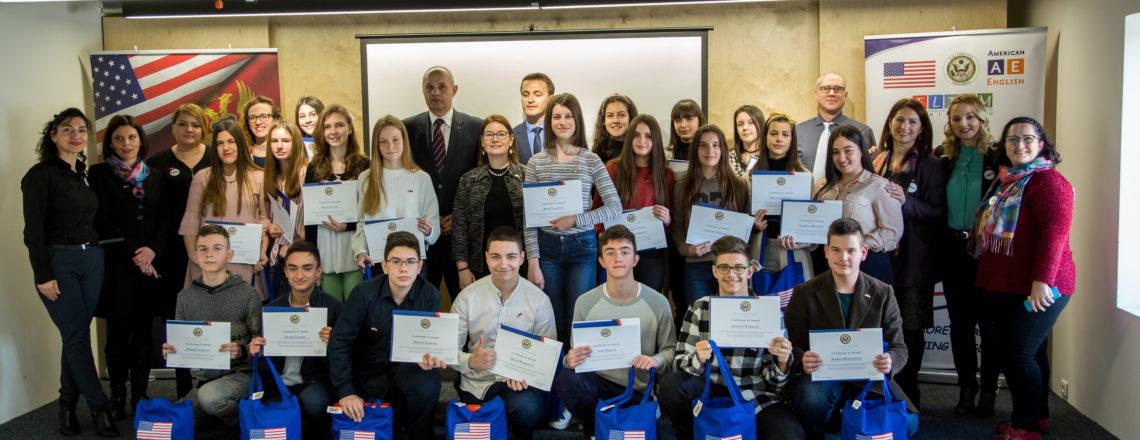 Ambasada SAD pokreće Access   program učenja engleskog jezika na Cetinju