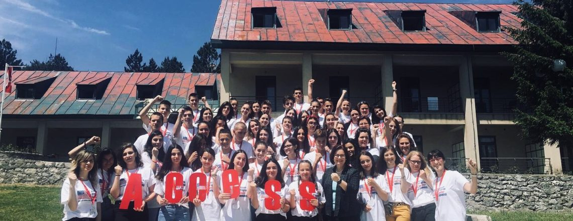 English Access Microscholarship Program Cetinje: Call for Applications