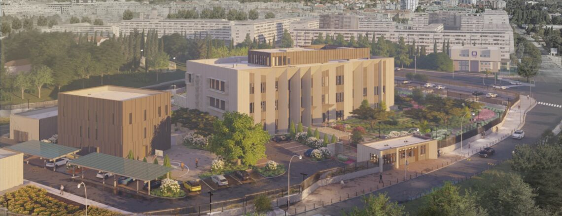 Construction of New Campus for U.S. Embassy in Podgorica