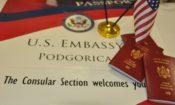 Consular U.S. Embassy Podgorica
