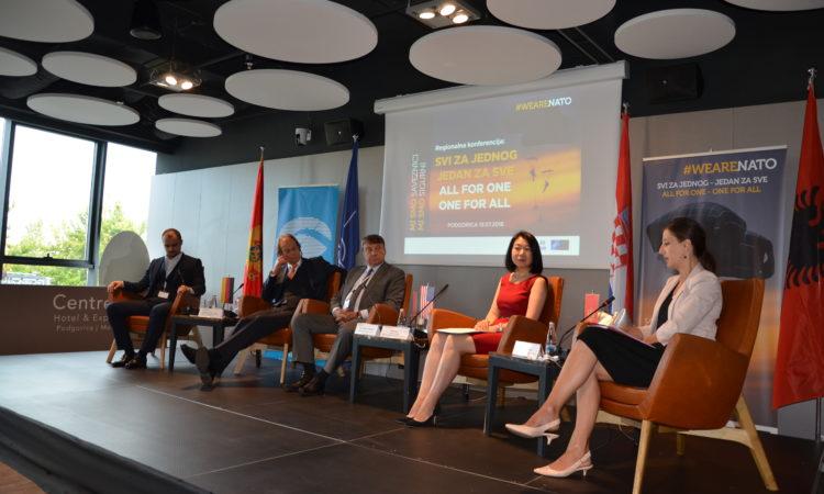 DCM Kuo Alfa Centre NATO Conference