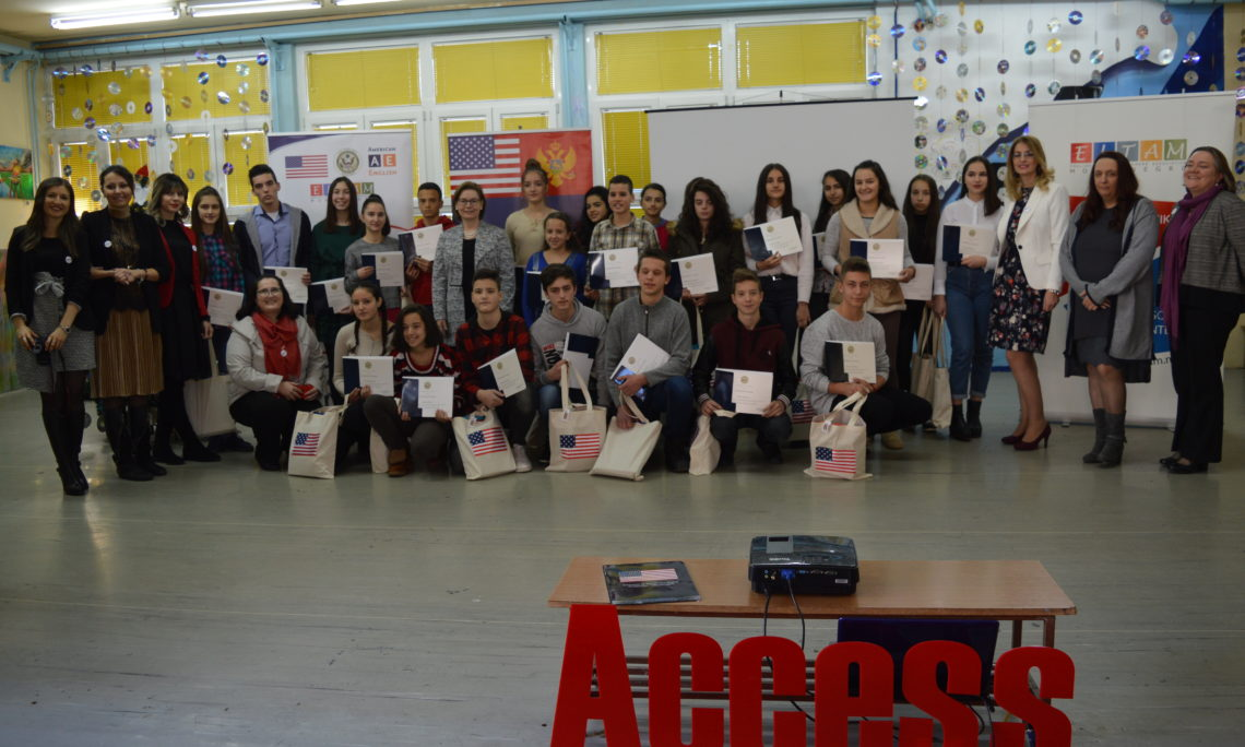 Launch of Access Microscholarship Program