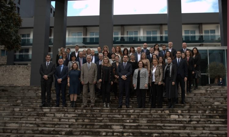 Ambassador Reinke Opens Regional Forum on Judicial Cooperation