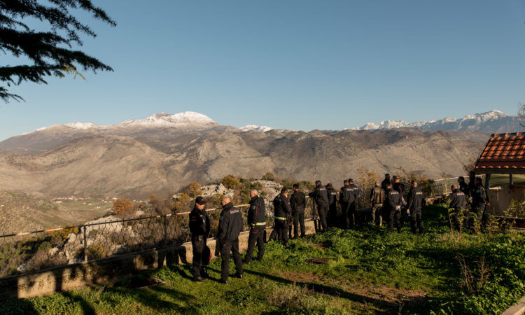 Montenegrin Border Police