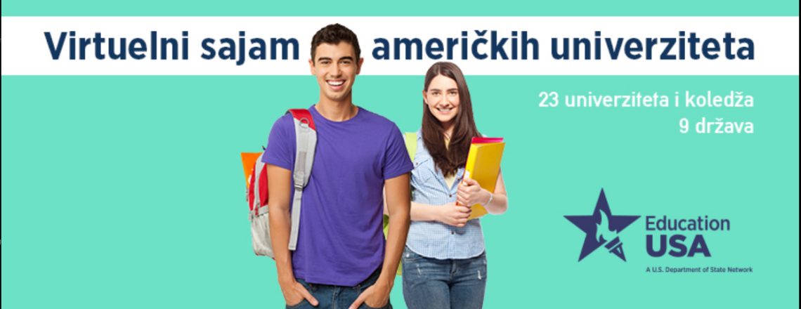 EducationUSA Hosts Virtual College Fair for South Eastern Europe
