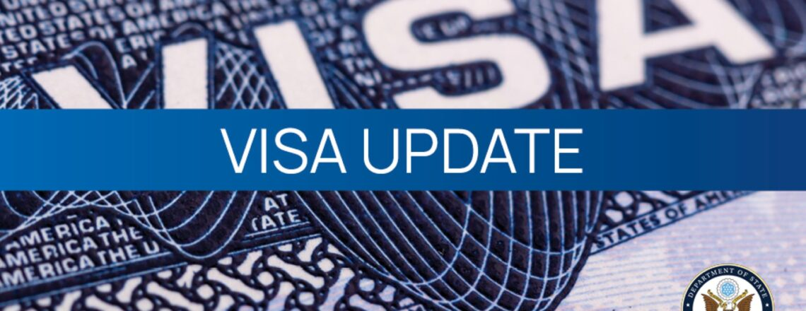 Update:  Embassy Consular Section Operations
