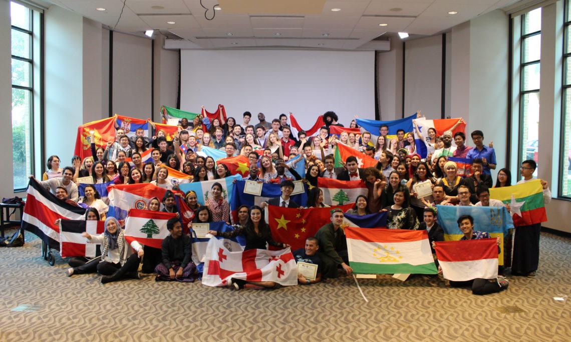Global UGRAD alumni