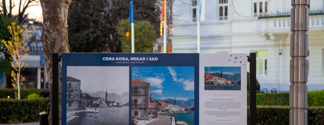 Exhibition about Historic American Red Cross Mission to Montenegro Highlights Longevity of