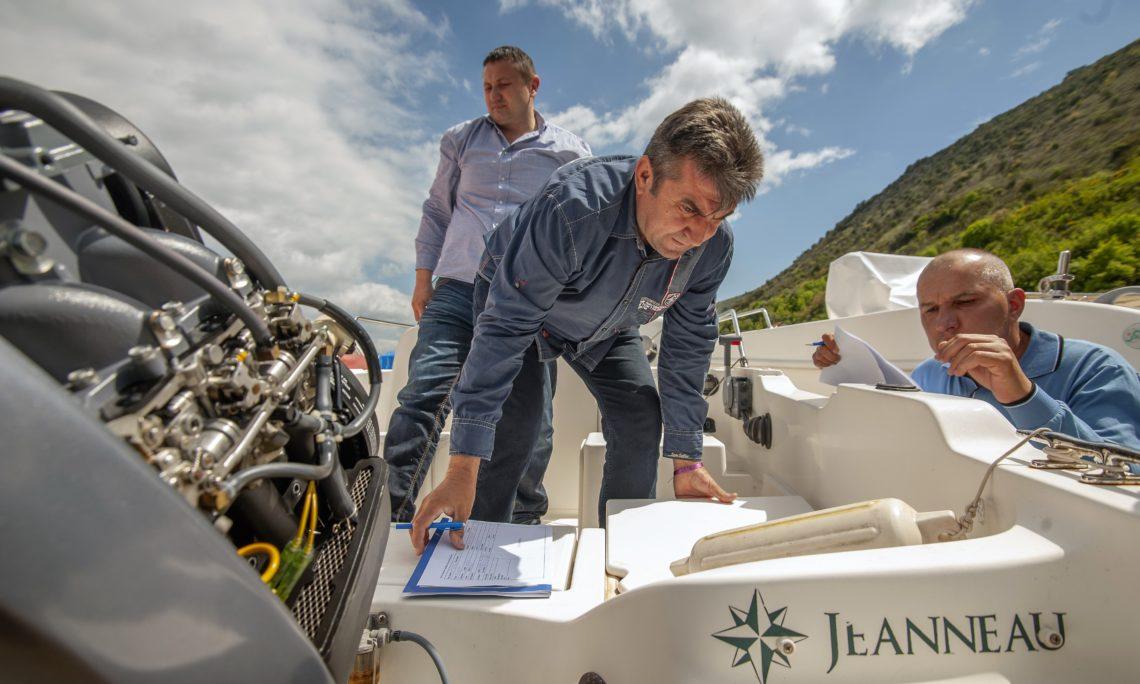 Regional Stolen Boats Identification training 4