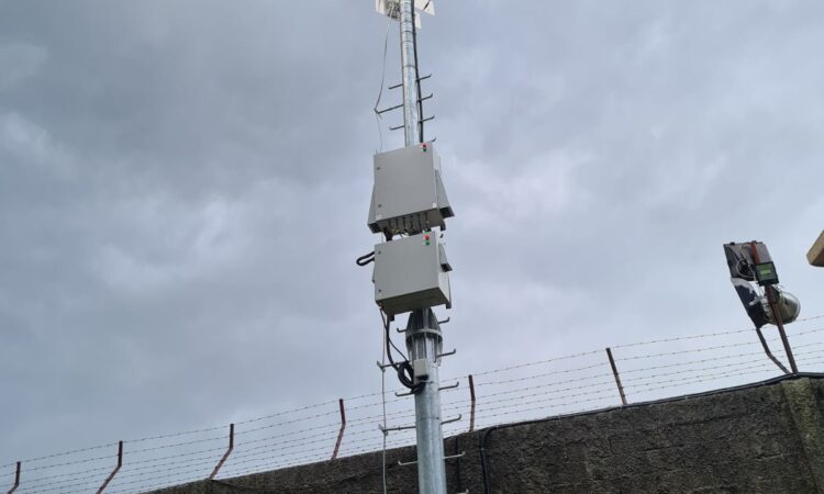 U.S. Embassy Funds Telephone Jammers for Spuz Prison