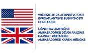 Vrijeme je za jedinstvo oko evroatlantske budućnosti Crne Gore