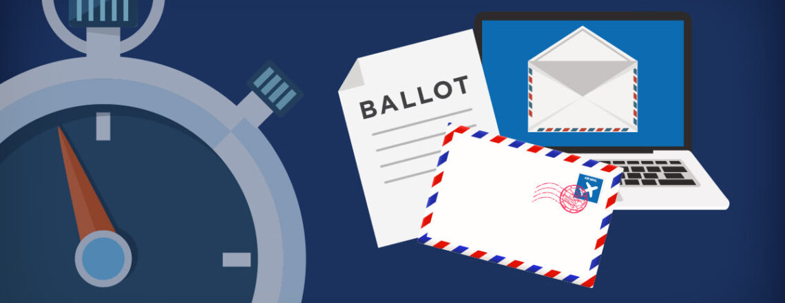 Military and Overseas Citizens Can Vote Wherever They Are