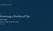Statehood Day Pompeo