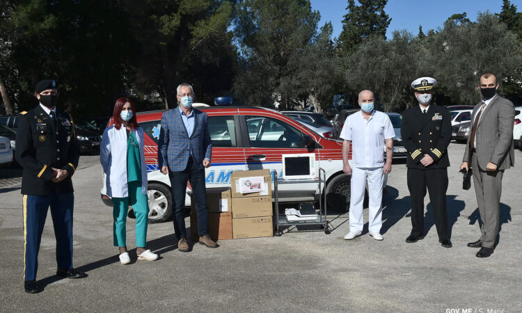 Embassy Donated Medical Equipment to Bar General Hospital