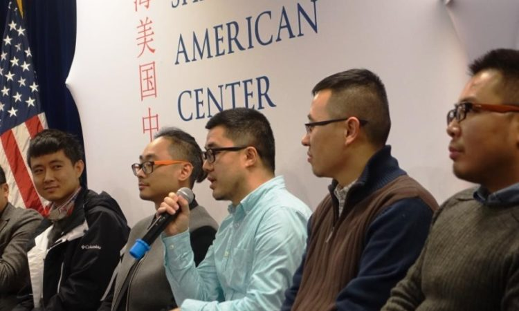 Gay Chinese Couples Share their U.S. Marriage Experience