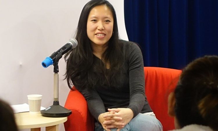 Chinese-American Author Touts Strong U.S.-China Influence in Her Writing