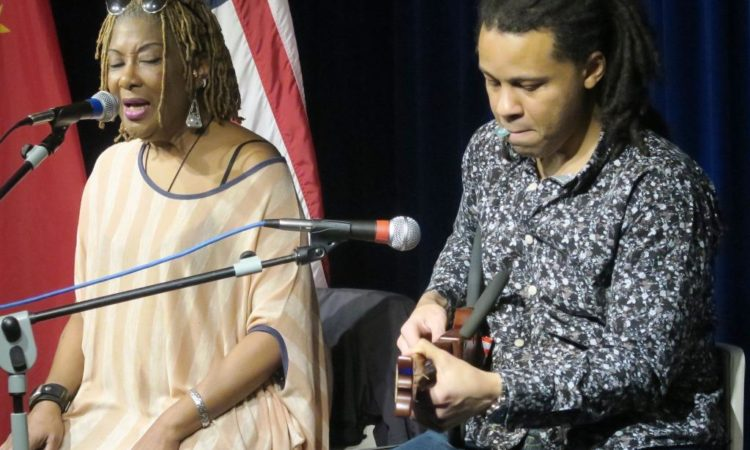 Denise Minnifield Performs at ShAC