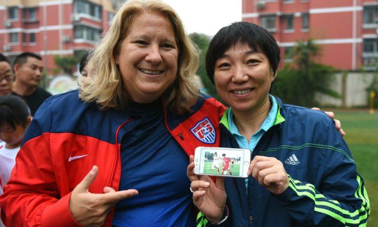 Soccer Envoys Promote Girls Empowerment