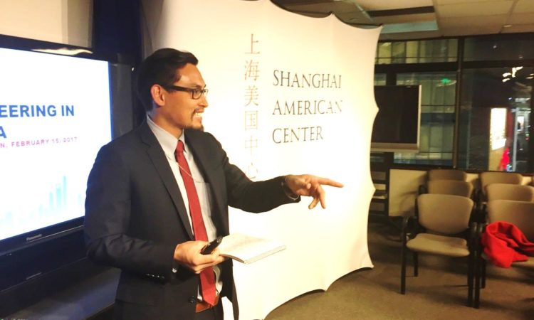 Shanghai Series Explores American Volunteerism