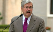 Ambassador Terry Branstad Arrives Featured Image