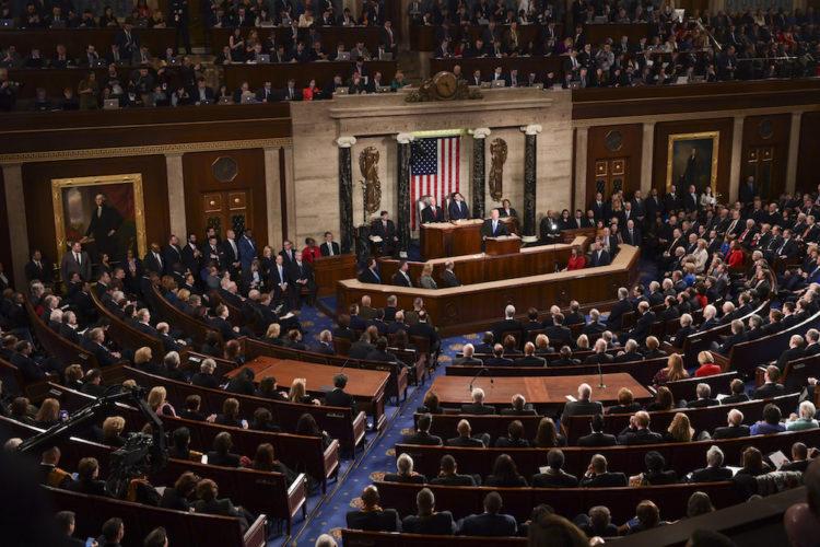 美国参议院与众议院概览