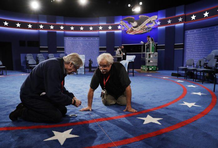 灯光、镜头和大选:世界各地总统选举辩论的作用