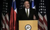 Chile US Pompeo