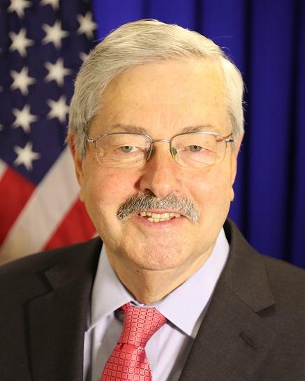 Photo of U.S. Ambassador to China Terry Branstad