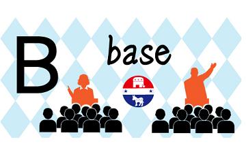 死忠选民 (Base)