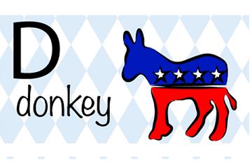 驴 (Donkey)