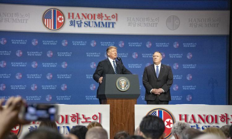 摘译: 特朗普总统在记者会上的讲话及问答