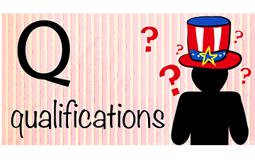 资格(Qualification)
