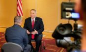 Secretary Pompeo Participates in a Television Interview With WRTV