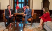 Secretary Pompeo's Meeting with Canadian Prime Minister Trudeau